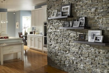 Home Interior Manufactured Stone