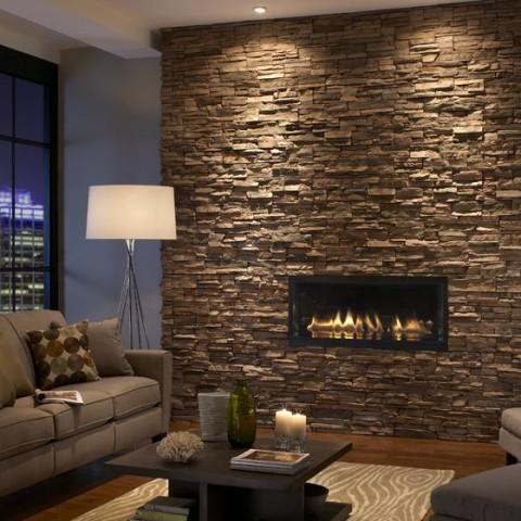 Home Interior Manufactured Stone