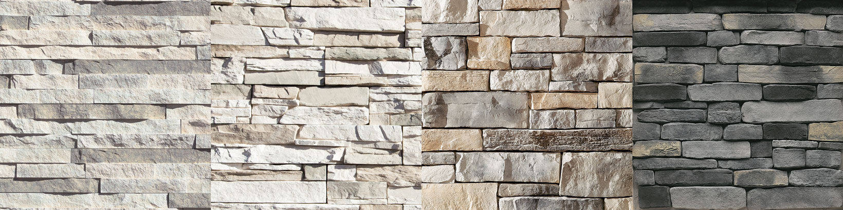 Manufactured Stone Veneer Product Banner